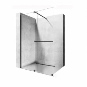 Ścianka prysznicowa typu walk in – charakterystyka